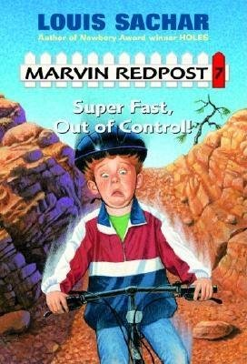 9780439238656: Marvin Redpost Super Fast, Out of Control! [Paperback] by
