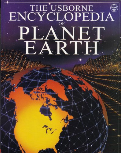 9780439238748: The Usborne Encyclopedia of Planet Earth