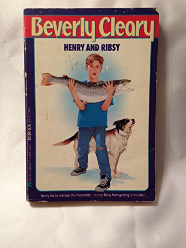 9780439239134: Henry and Ribsy