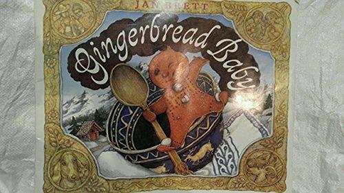 9780439239431: Gingerbread Baby (Scholastic BIG BOOKS)
