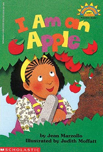 9780439239455: I Am An Apple Big Book