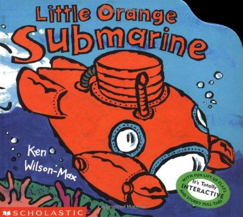 9780439240253: Little Orange Submarine (mini Version)