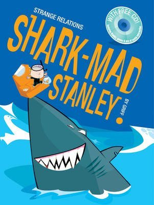 9780439240321: Shark-mad Stanley