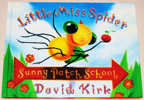 9780439240673: Little Miss Spider