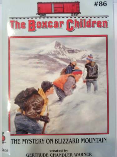 9780439240987: The Mystery on Blizzard Mountain (The Boxcar Children, 86)