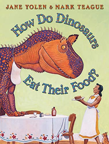 9780439241021: How Do Dinosaurs Eat Their Food?