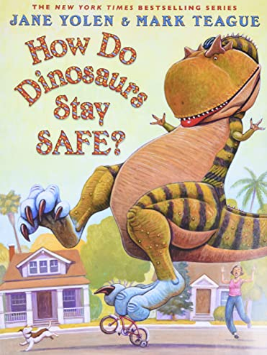 How Do Dinosaurs Stay Safe? (hardback)