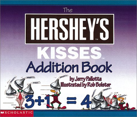 9780439241731: Hershey's Kisses Addition Book