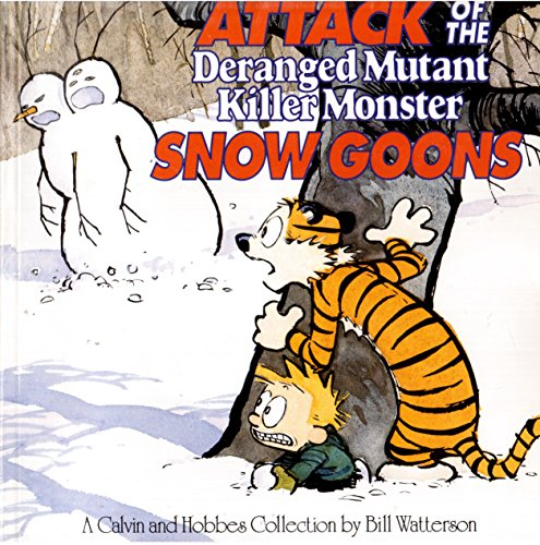 9780439241755: Attack of the Deranged Mutant Killer Monster Snow Goons: A Calvin and Hobbes Collection