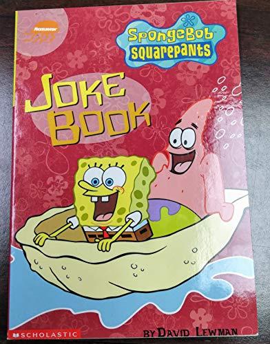 9780439241786: Joke Book: Spongebob Squarepants