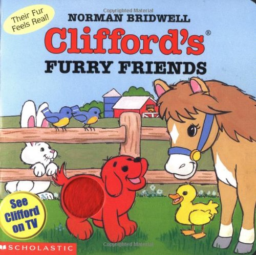 9780439241861: Clifford's Furry Friends