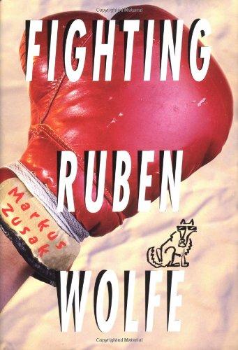 9780439241885: Fighting Ruben Wolfe