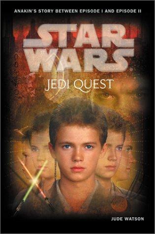 9780439242042: Star Wars: The Jedi Quest