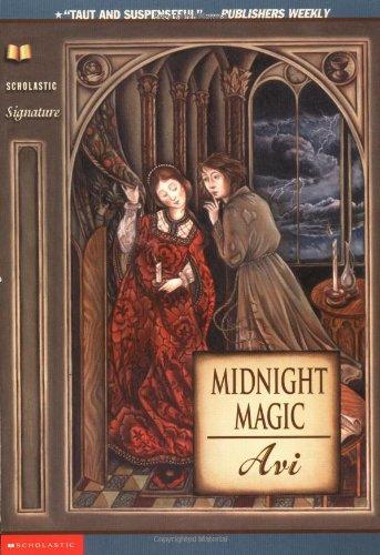 Midnight Magic: Avi (Author)