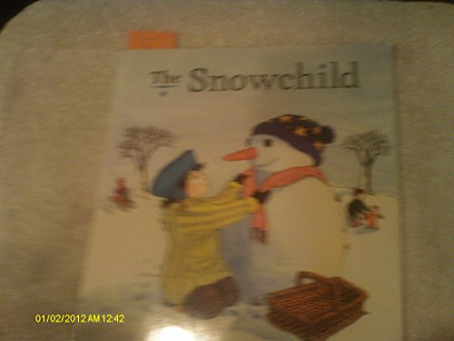 The snowchild (0439242436) by Gliori, Debi