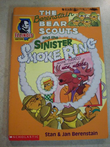 9780439242936: The Berenstain Bear Scouts and the Sinister Smoke Ring