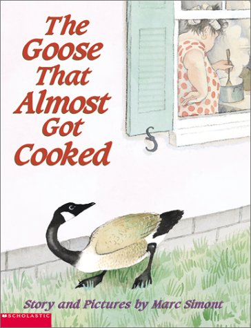 9780439243995: The Goose That Almost Got Cooked