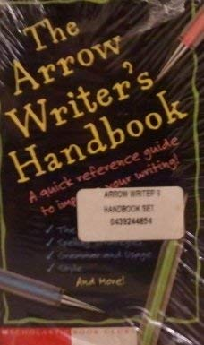 9780439244855: The Arrow Writer's Handbook (Volumes 1 Through 8)