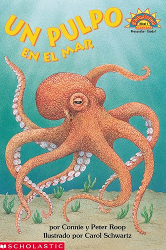 9780439250412: Octopus Under The Sea (un Pulpo En El Mar) Level 1 (Coleccion Hola, Lector: Level 1) (Spanish Edition)