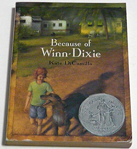 Because of Winn-Dixie: DiCamillo, Kate
