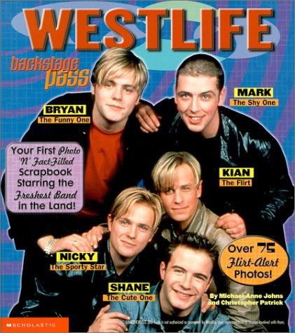 Westlife: Michael-Anne Johns, Christopher
