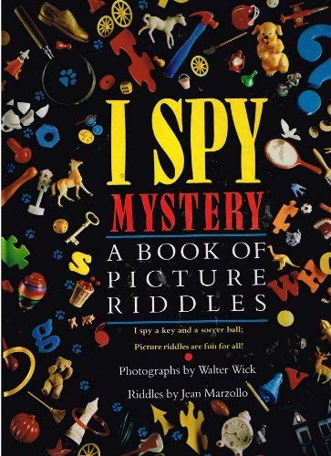 9780439252485: I Spy Mystery: A Book of Picture Riddles