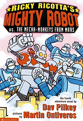 9780439252966: Ricky Ricotta's Mighty Robot Vs. the Mecha-monkeys from Mars