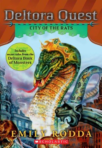 9780439253253: Deltora Quest #3: City of the Rats: City of the Rats