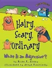 9780439253840: Hairy, Scary, Ordinary: What is an Adjective? (Words Are CATegorical)