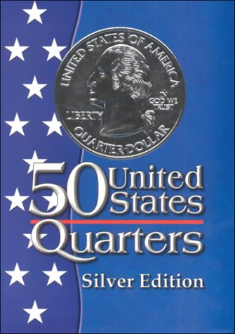 9780439253918: Fifty States Quarters Silver Edition