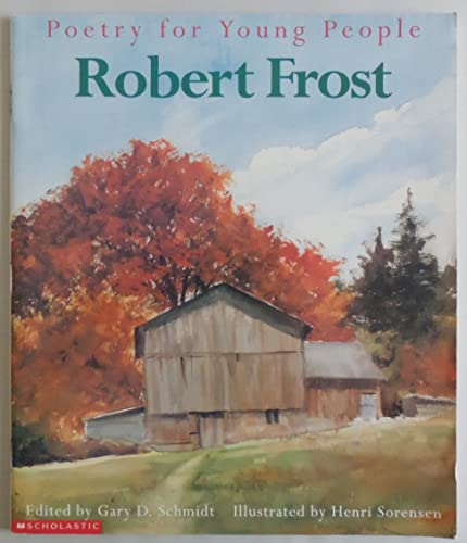 9780439254199: Poetry For Young People-Robert Frost