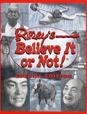 9780439260404: Ripley's Believe It or Not! Special Edition