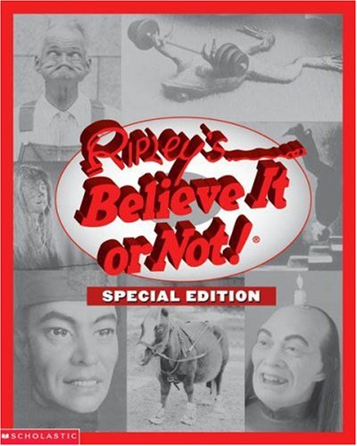 9780439260411: Believe It or Not! Special Edition (Ripley's, 2002)