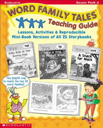 9780439262484: Word Family Tales Teaching Guide