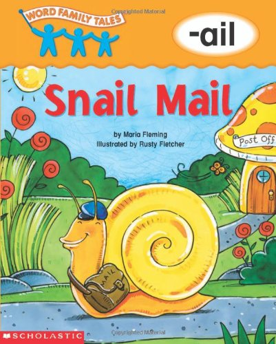 9780439262620: Word Family Tales (-ail: Snail Mail )