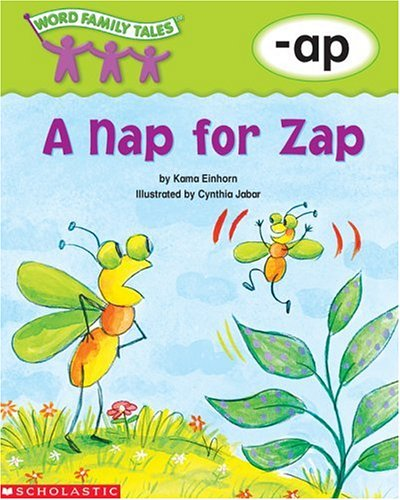 9780439262699: Word Family Tales (-ap: A Nap For Zap)