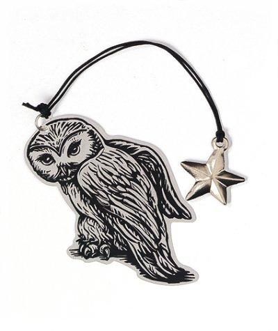 9780439263061: Harry Potter Hedwig Owl Metallic Bookmark