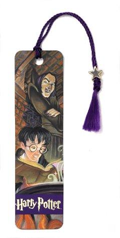 9780439263115: Harry Potter Bookmark Severus Snape Potions Class Chamber of Secrets 2000