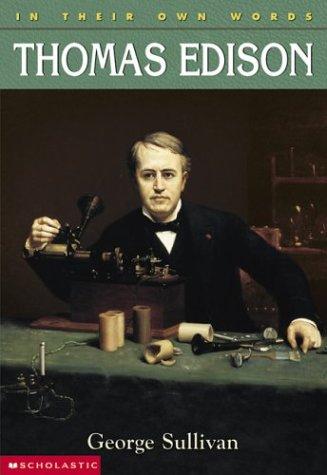 9780439263191: Thomas Edison (In Their Own Words)