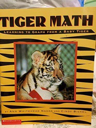 9780439264297: Tiger Math, Learning to Graph From a Baby Tiger