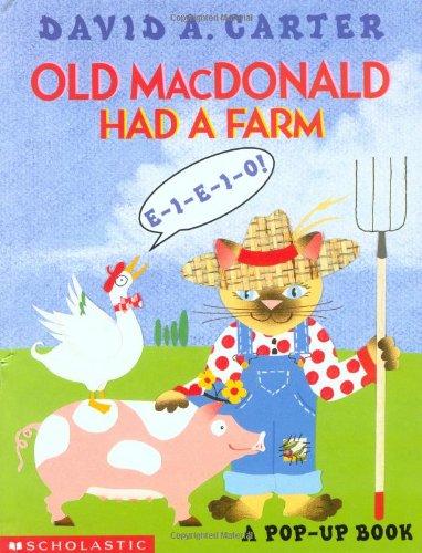 9780439264686: Old Macdonald Had a Farm Pop-up