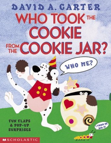 9780439264693: Who Took The Cookie From The Cookie Jar?