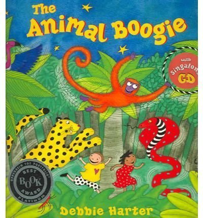 9780439265041: The Animal Boogie