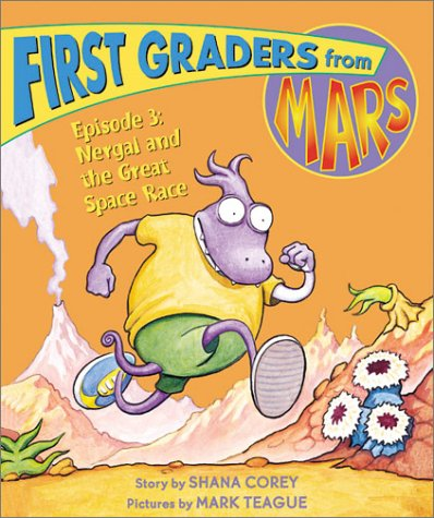 9780439266338: First Graders From Mars