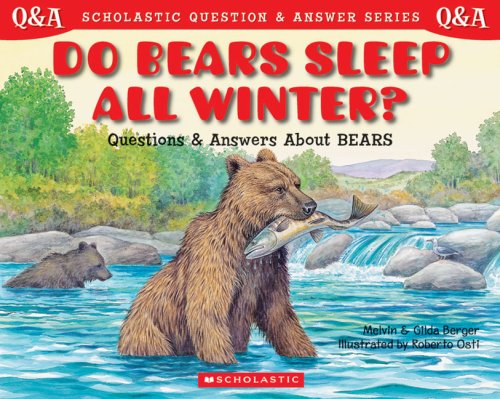 9780439266710: Scholastic Question & Answer: Do Bears Sleep All Winter?