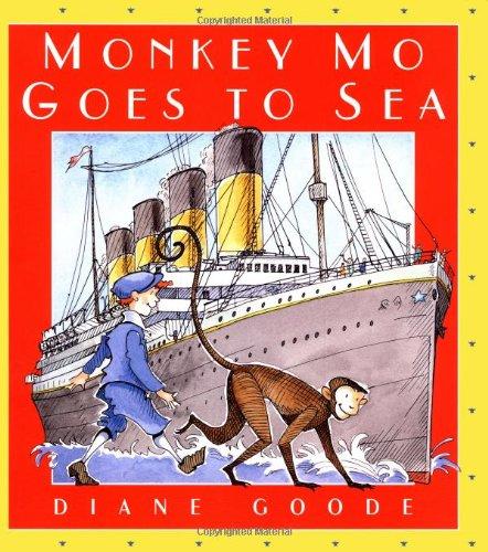 9780439266819: Monkey Mo Goes to Sea