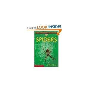 9780439269896: Spiders (Scholastic Science Readers)