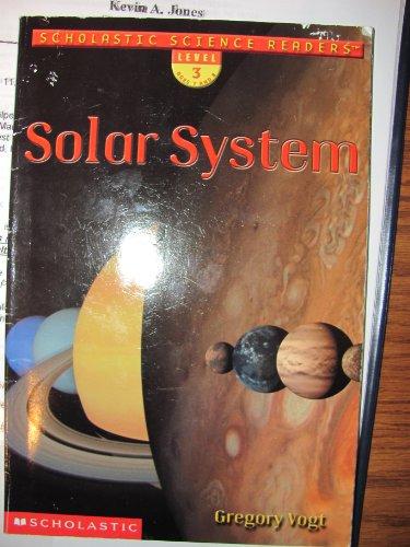 9780439269919: Solar System (Scholastic Science Readers)