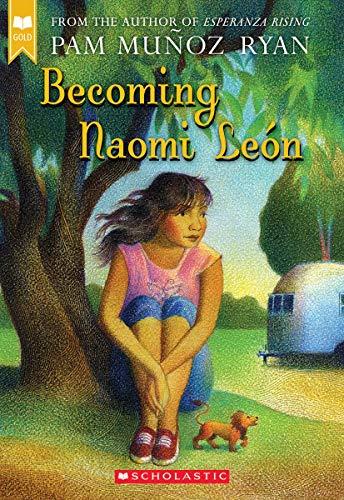 9780439269971: Becoming Naomi Leon