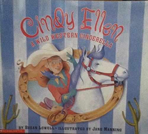 9780439270069: Cindy Ellen: A wild western Cinderella